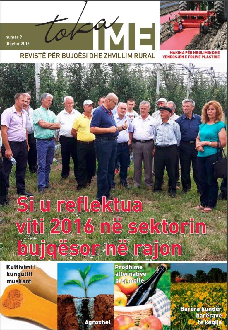 Toka Ime Br.9 2016