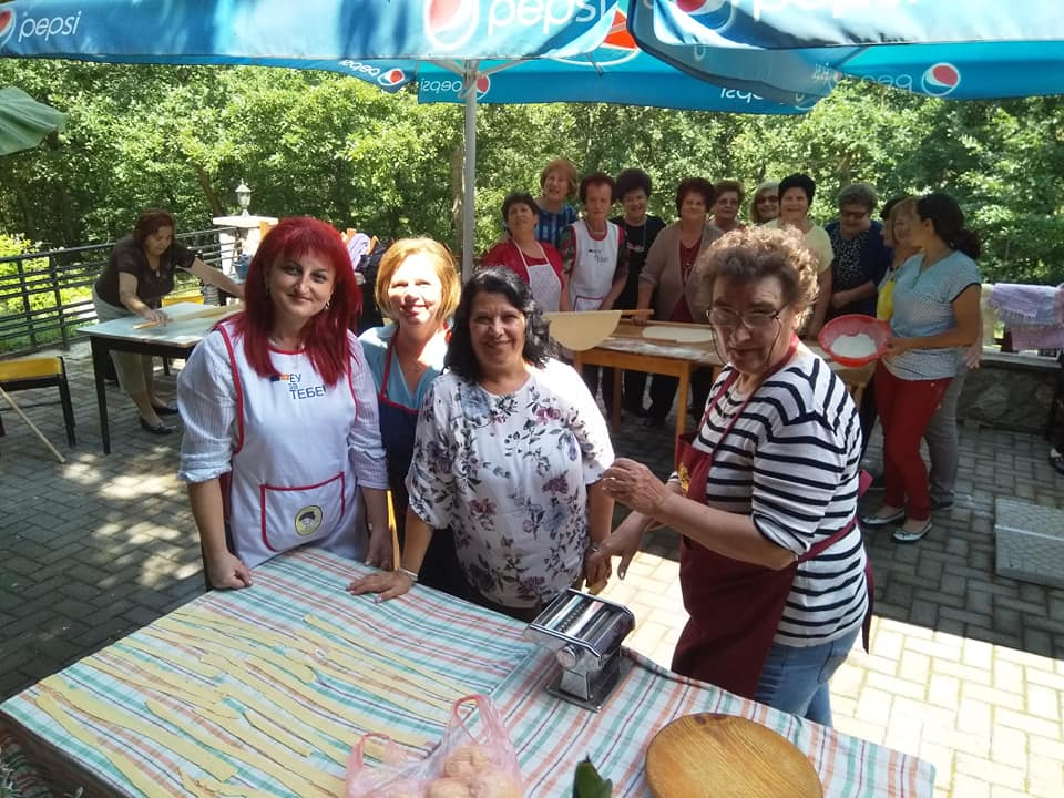"""Јуфкијада"" во Јанковец"