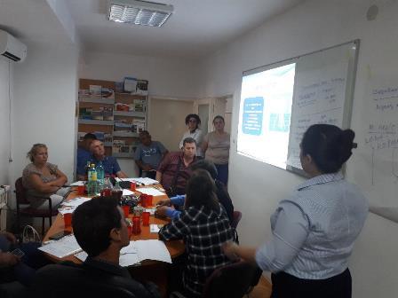 Работилница со земјоделци за легализација на објекти на земјоделско земјиште