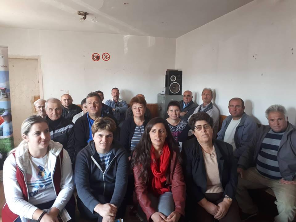 НФФ организира обуки со сточарите и ги информира за законските регулативи