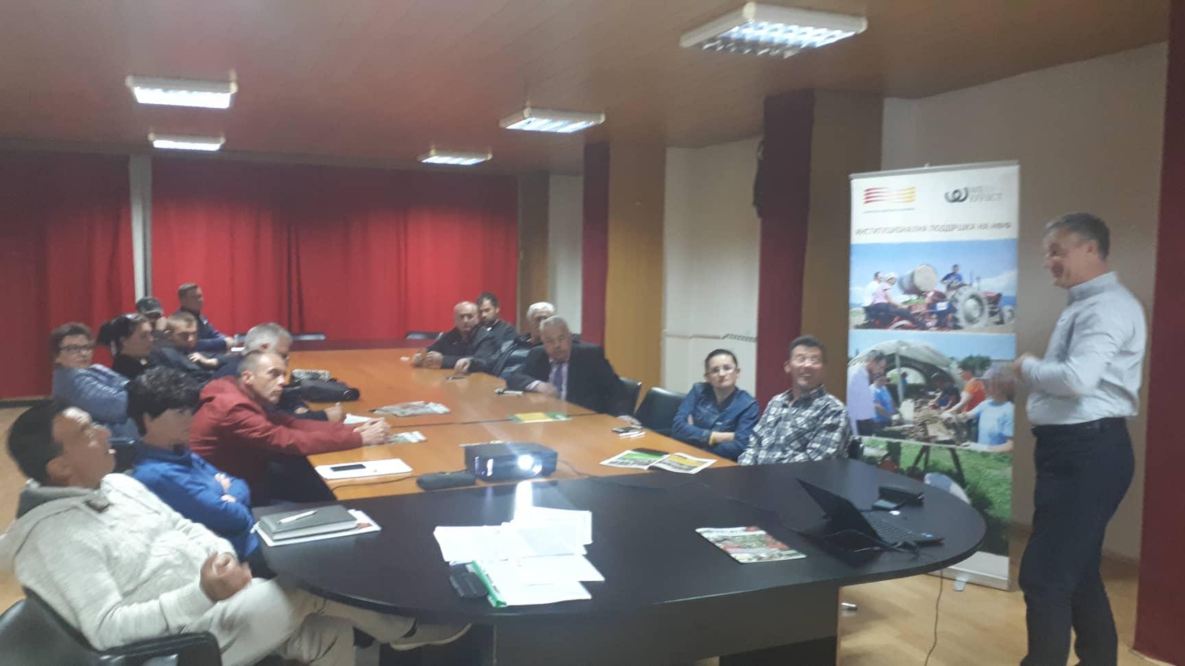 Климатскките промени закана за македонското   овоштарство