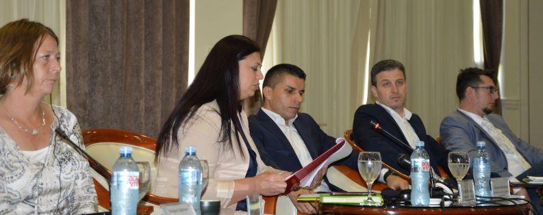 """Говор на Васка Мојсовска на земјоделскиот форум """"Организирано земјоделство до сигурен пласман"""""""