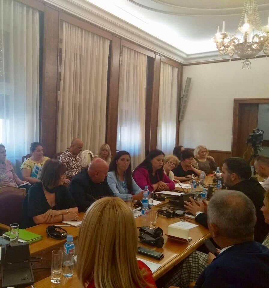 Сите предлози на Националната федерација на фармери прифатени и усвоени како заклучоци на  седница на Собраниската комисија за еднакви можности на мажите и жените.