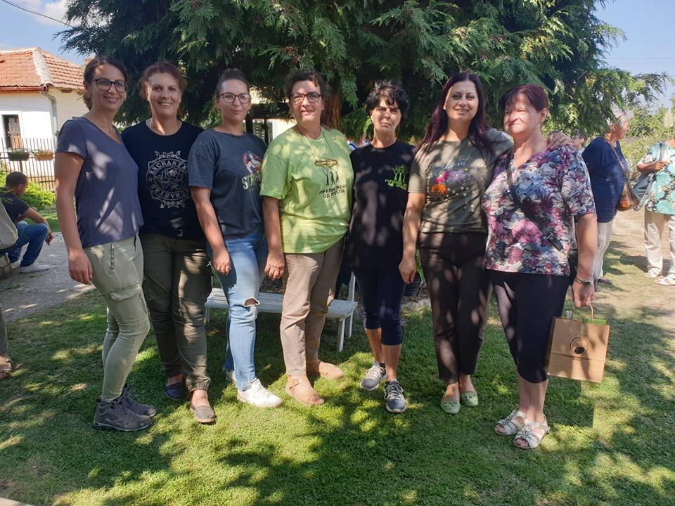 Средба на руралните жени од НФФ и Здружението рурални жени од Словенија
