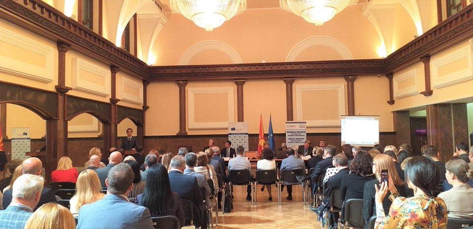 Националната конвенција во Северна Македонија во која учествува и Националната федерација на фармери создаде нова вредност во евроинтеграциските процеси .