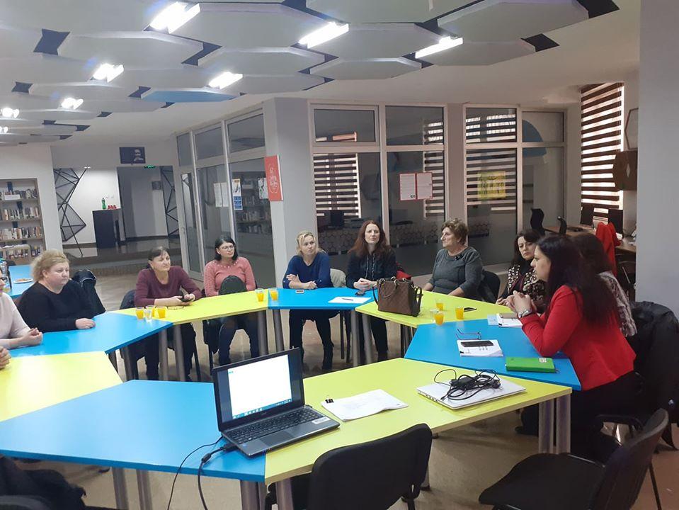 НФФ едукативна средба за човекови права и родова рамноправност во Гостивар