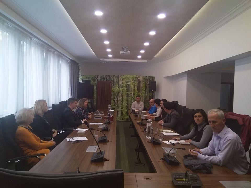 Средба на НФФ со Комората за храна и земјоделство и Агенцијата за финансиска поддршка на земјоделството и руралниот развој во Словачка