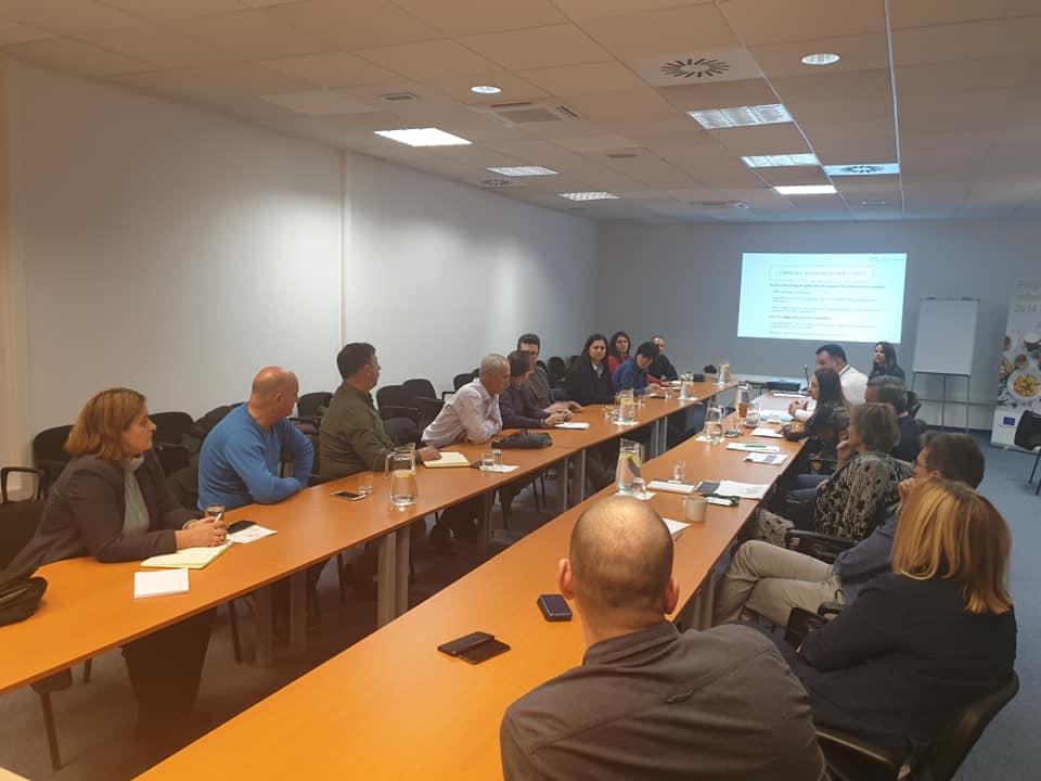 НФФ реализира средба со одделението за рурален развој во Министерството за земјоделство во Словачка .