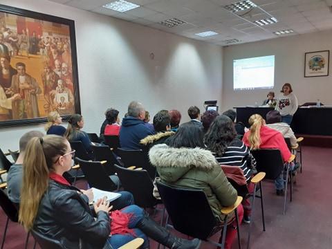 НФФ едукативна средба за човекови права и родова рамноправност во Берово