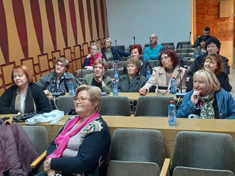 НФФ едукативна средба за човекови права и родова рамноправност во Кочани
