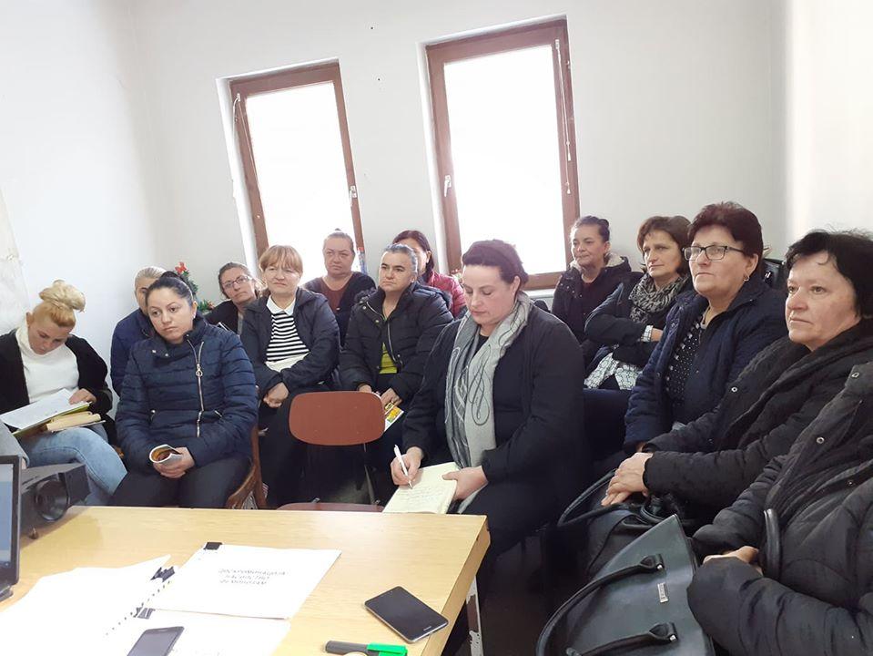 НФФ едукативна средба за човекови права и родова рамноправност во с. Самоков