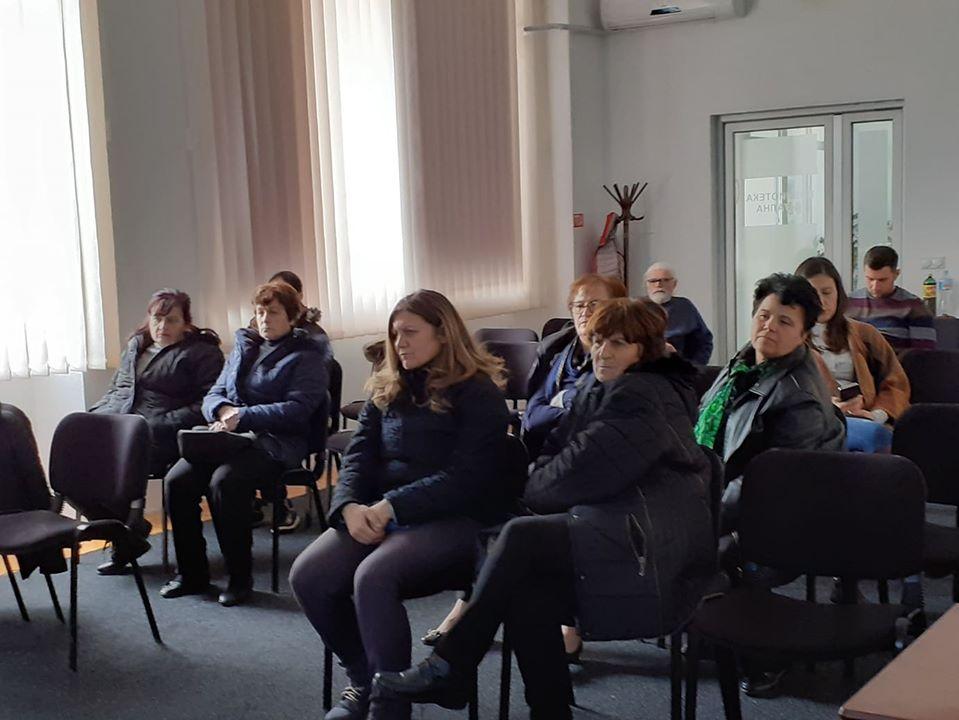 НФФ едукативна средба за човекови права и родова рамноправност во Богданци