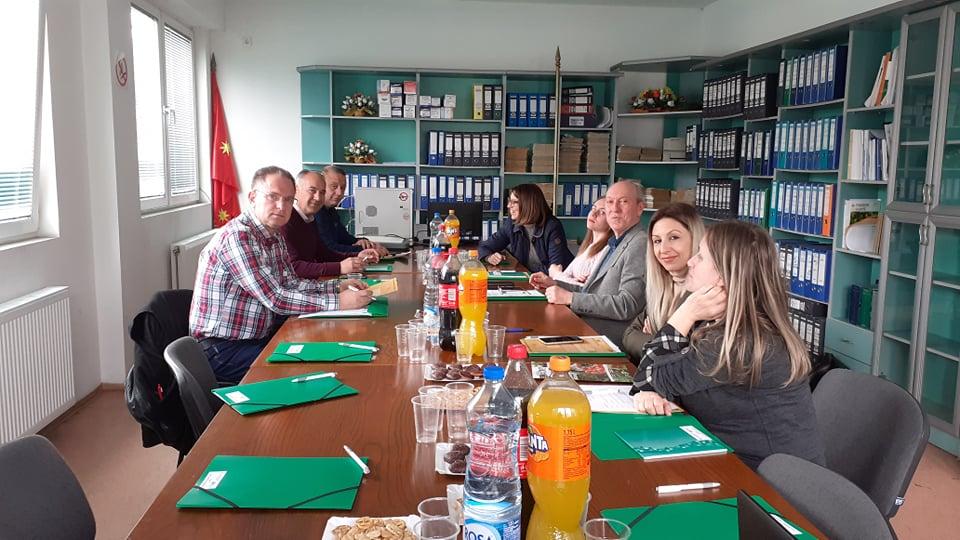 Работилница за примена на пристапот базиран на човековите права за лицата со попреченост во општина Јегуновце