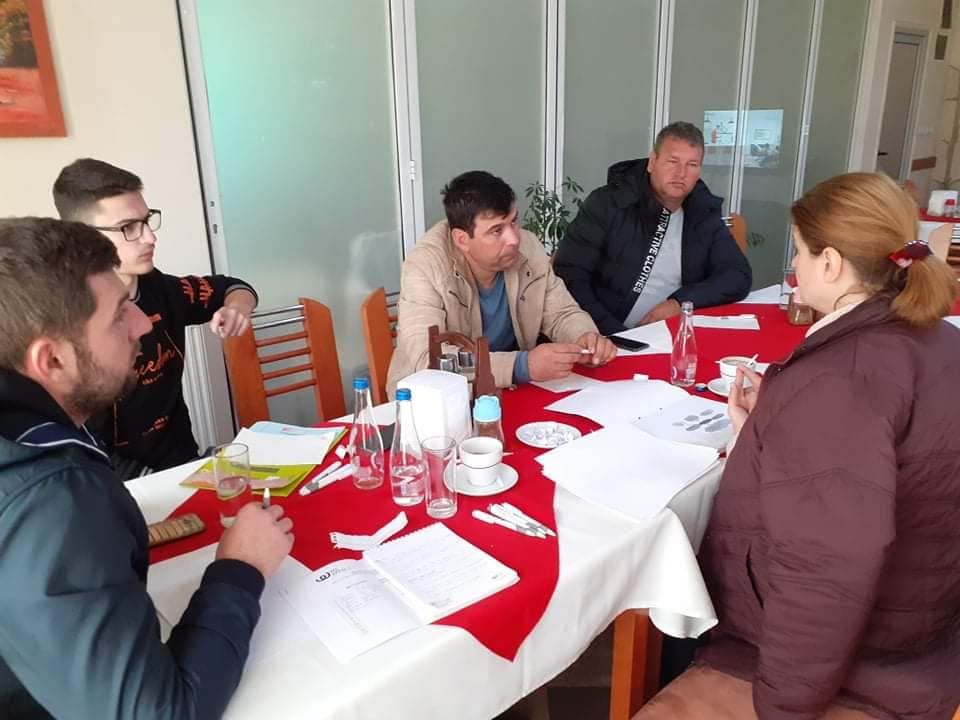 НФФ едукативна средба за човекови права и родова рамноправност во општина Василево