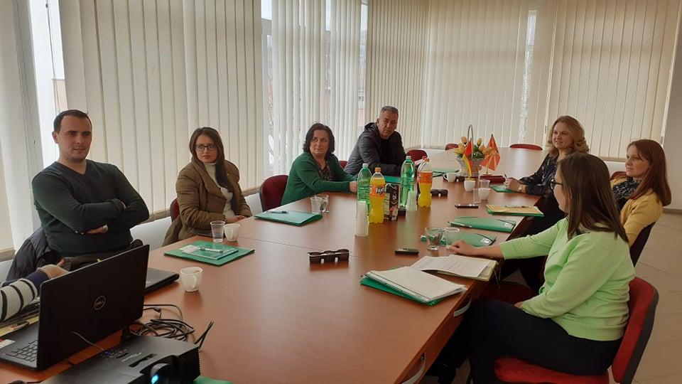 Работилница за примена на пристапот базиран на човековите права за лицата со попреченост во Македонски Брод